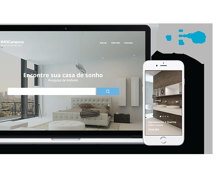 Websites Profissionais integrados